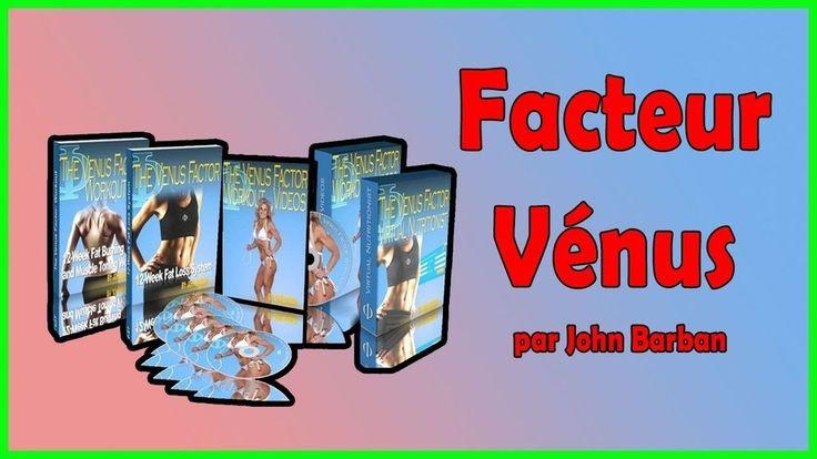 Télécharger Facteur Vénus par John Barban Pdf Gratuit