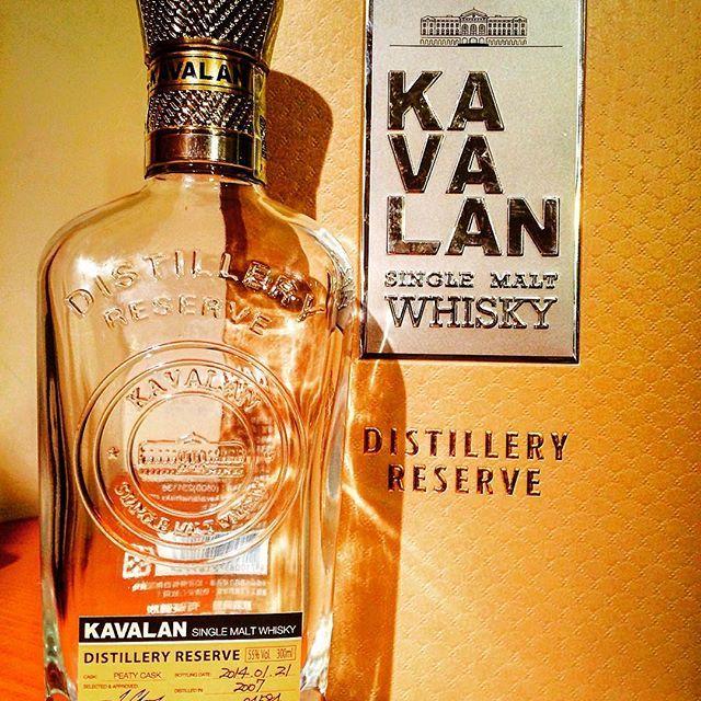 #kavalan #kavalandistillery #taiwan #whisky #kavalanwhisky #singlemalt #whiskyporn #tudorhouse #limitededitions #ballantinesshop #whiskytasting #bar