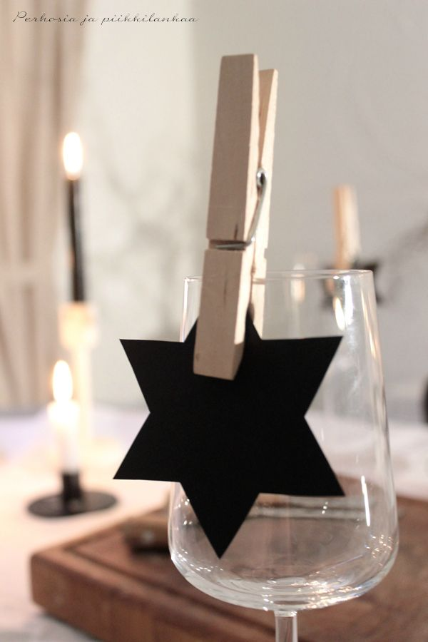 table setting, diy, place card