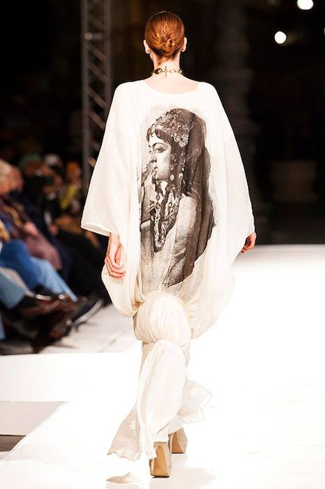 Sahara by Shahira Fawzy MADEINMEDI - Design & Fashion Week in Italy (11) back