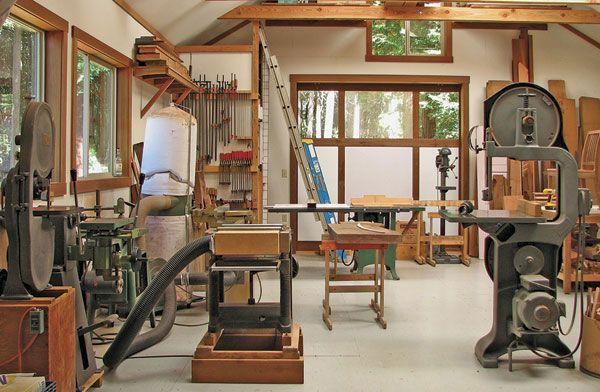 Fine Woodworking Enlargement -