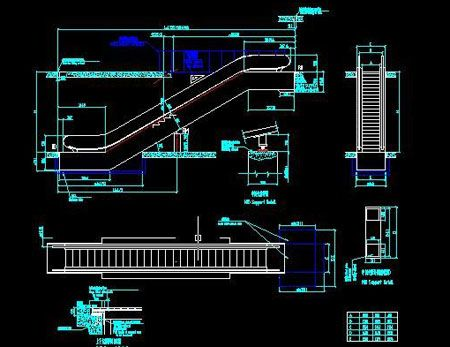 Spiral Staircase Download Free 2d Cad Blocks Dwg Floor