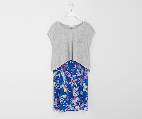 Vestido tropical - OYSHO