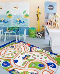 Детские ковры. Купить ковер соник 0,8*1,5 8с69а в Санкт-Петербурге по цене 2 862 руб. с бесплатной доставкой на дом в интернет магазине Kover5.ru.