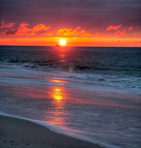 Gulf Shores ~ sunrise