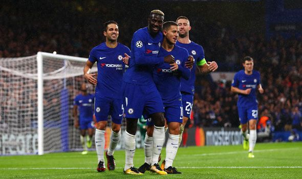 Chelsea 6 - Qarabag zero: Antonio Conte's facet thrash Group C minnowsGETTY Chelsea enjoyed an easy win over QarabagHe was just as pessimistic in the build-up to the new campaign this week. Maybe this result will cheer the Italian up a bit. Chelsea had to win this opener against the Group C whipping boys, and they duly did, as Pedro, Davide Zappacosta, Cesar Azpilicueta, Tiemoue Bakayoko and Michy Batshuayi all netted on a night when Conte's team could have had a hatful. It was Qarabag's…
