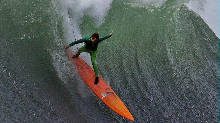 PHOTOS: Titans of Mavericks big wave surf competition 2016 | abc13.com