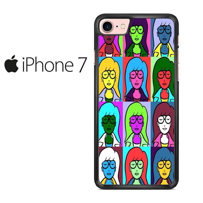 Daria Morgendorffer Iphone 7 Case