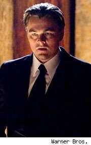 J Edgar Hoover.  Great movie. He did great things, even if it wasn't honest.