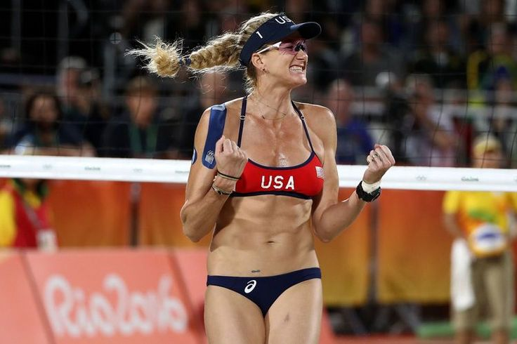 Meet 6 of the Biggest American Female Volleyball Stars