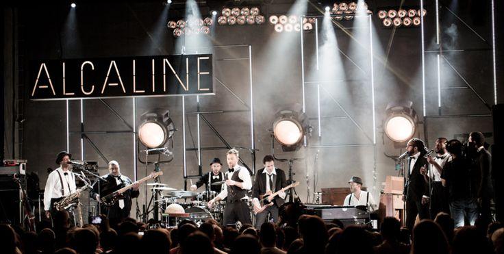 Alcaline, le Concert avec Christophe Maé