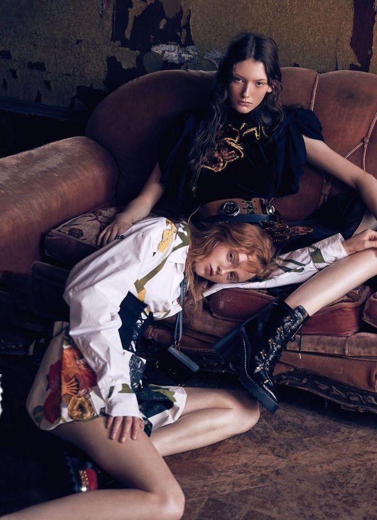 The New Aristocrats (Harper's Bazaar Australia)