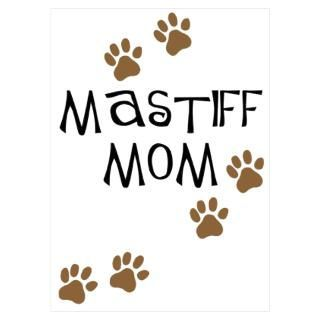 So proud to be a mastiff mom of 2