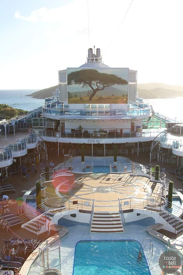 A look at the Regal Princess - The newest cruise ship from Princess Cruises.