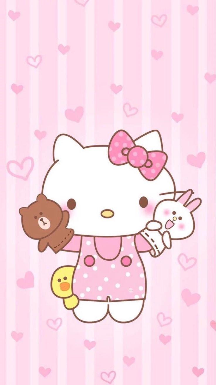 25+ unique Hello kitty wallpaper ideas on Pinterest | Kitty wallpaper, Hello kitty and Hello ...