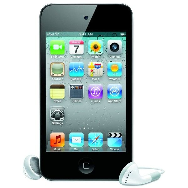 APPLE MP3 Apple iPOD Touch 64 GB: Amazon.de: Elektronik ❤ liked on Polyvore featuring electronics, phones, accessories, ipod and apple