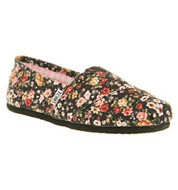 floral toms, love them!!!