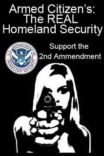 Many victims of gun violence, were in a place guns were banned and would likely have never been a victim if they had been ALLOWED to be armed.  An armed citizen is real Homeland Security.