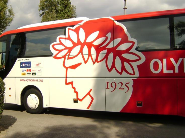 Olympiakos F.C. - Bus