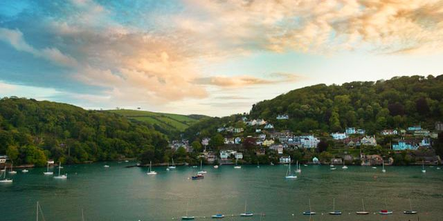 Wake up to #stunning #views of the #river. Enjoy a #comfortable stay, a #warm #atmosphere and have some #fun this #summer at Nonsuch House, Kingswear, Dartmouth, Devon. Check out: http://bit.ly/22e5gmj