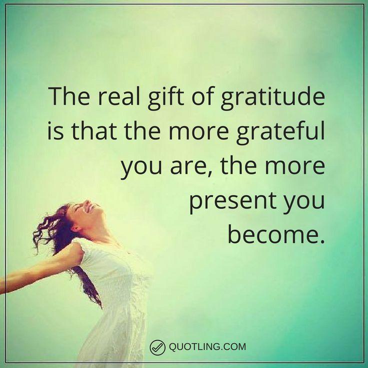1000+ Gratitude Quotes On Pinterest
