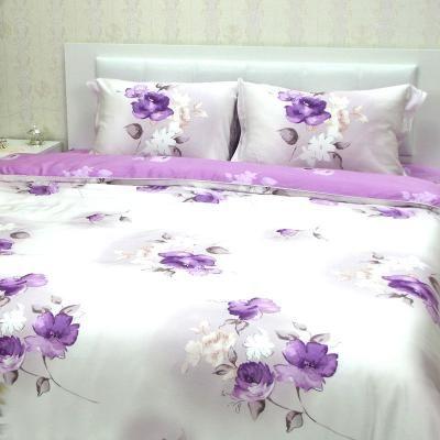 Completo lenzuola matrimoniale maxi copripiumino di Tencel® *Daria*