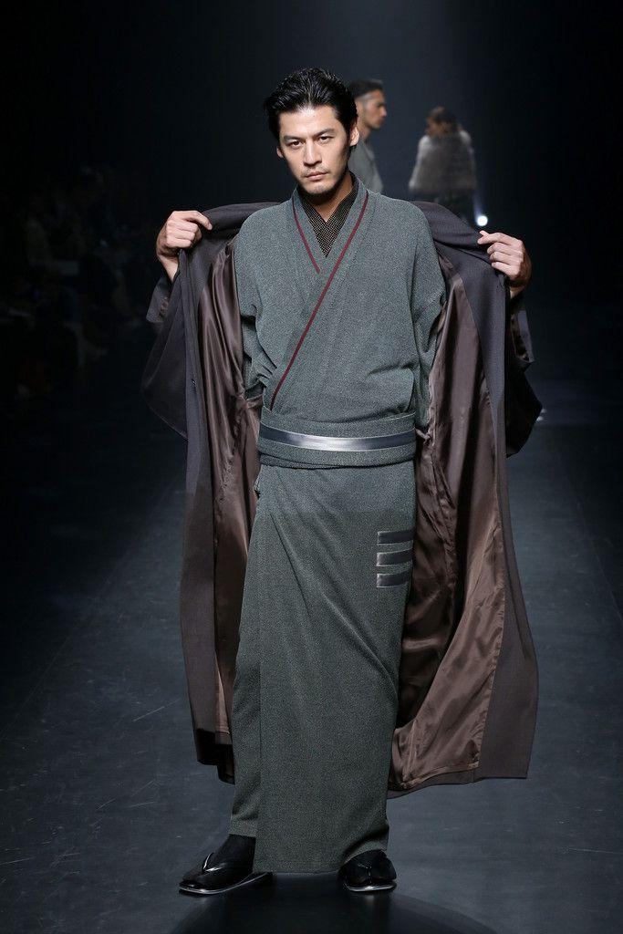 JOTARO SAITO - Mercedes Benz Fashion Week TOKYO F/W 2015