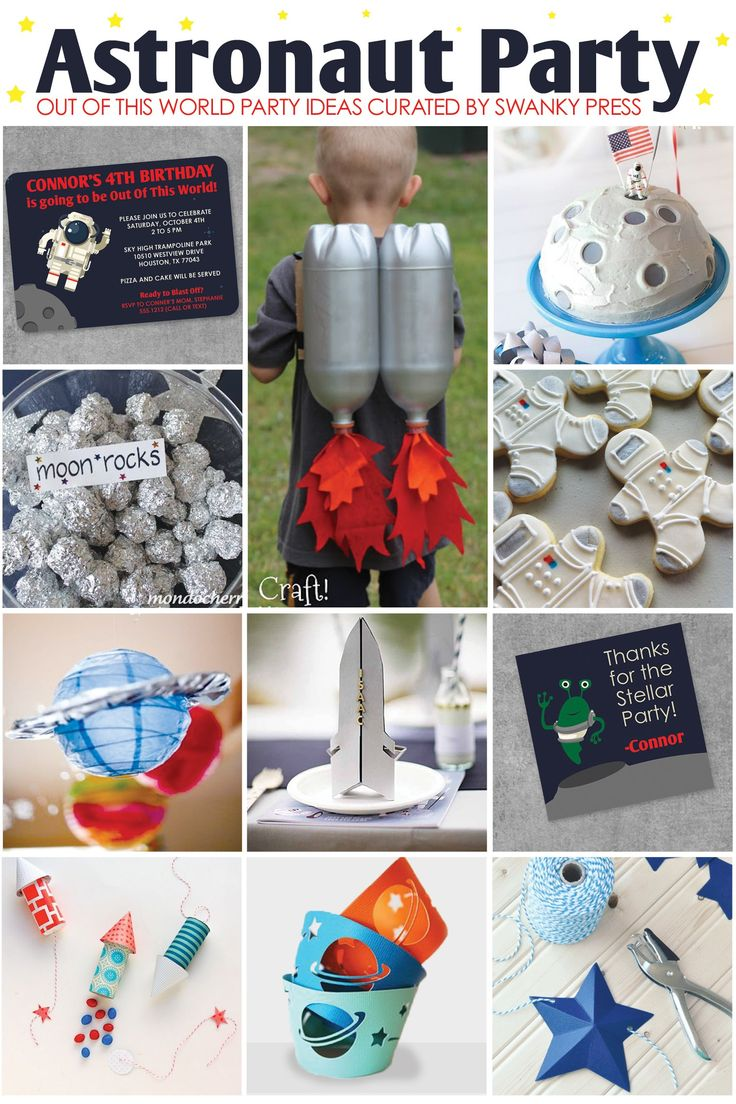 25+ best ideas about Astronaut party on Pinterest | Space ...
