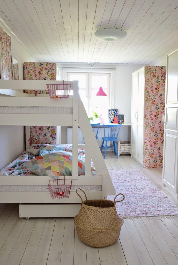 kids room//bunk bed..