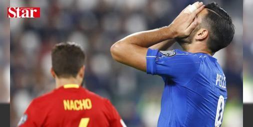 Graziano Pelle kadro dışı bırakıldı : İtalyan forvet Graziano Pelle teknik direktör Giampieronun elini sıkmayı reddettiği için milli takım kadrosundan çıkartıldı.  http://ift.tt/2dAsm1p #Spor   #Pelle #Graziano #reddettiği #sıkmayı #milli