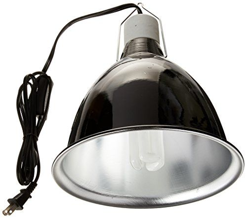 Zoo Med Desert Lighting Combo Pack The Zoo Med Desert Lighting Combo Pack includes the Deep Dome Lamp Fixture and the ReptiSun 10.0 Compact Fluorescent light (26 watt).The Deep Dome Lamp Fixture featu...