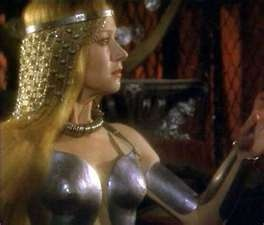 Excalibur | Helen Mirren as Morgana