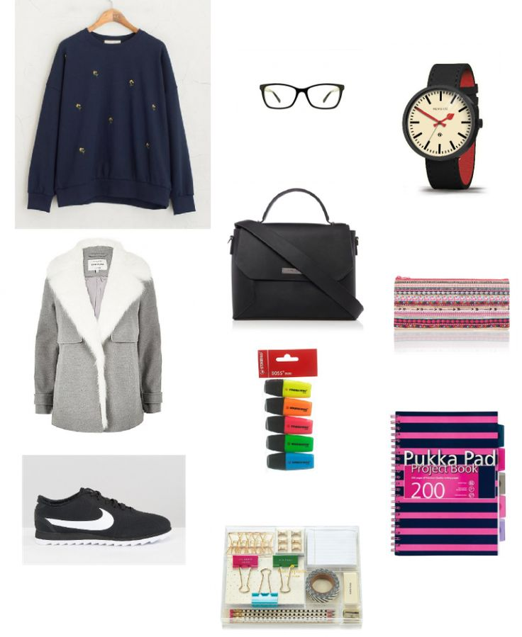 'Back to school'? Treat yourself! http://anythinggoeslifestyle.co.uk/fashion/back-to-school-we-got-you-covered/ #fashion #organised #college #uni #education #work #inspiration #shopping