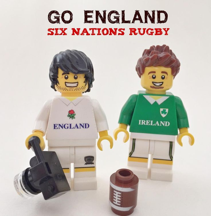 #england vs #ireland #sixnations #rugby today at #twickenham #twickenhamstadium #sixnations2016 #sixnationsrugby #LegoAlex #lego #minifigure #photographer #instalego #instaphoto #instarugby #englandrugby #englandvsireland #legolife #sports #rugbyunion #womenintoyphotography #legography #instapic #legophotography by thelegoalex