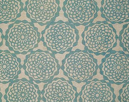 Spirograph design.Baby Blue, Paper Pattern, Doilies Pattern, Accent Pillows, Doces Paul, Baby Room, Upholstery Fabrics, Design, Fabrics Pattern