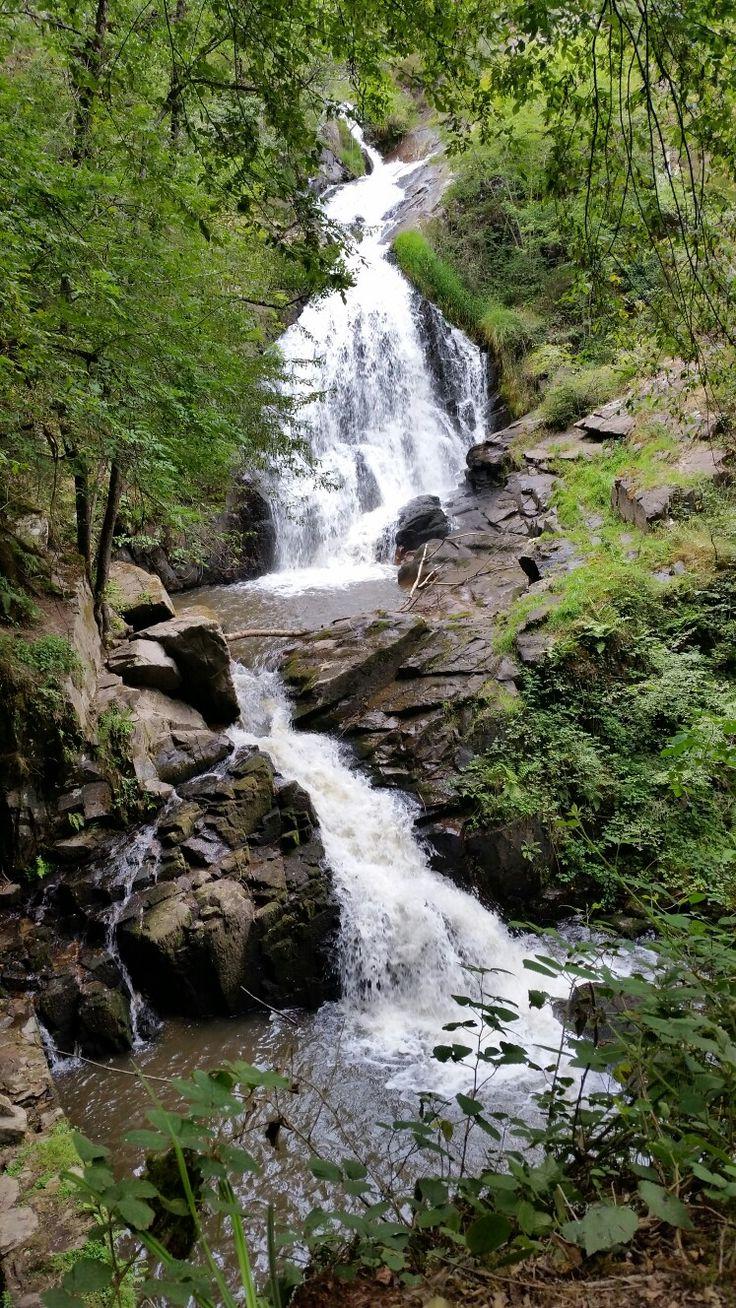 Cascades de Murel:Albussac Frankrijk