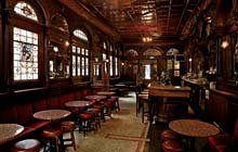 Stag's Head pub, Dublin, Ireland