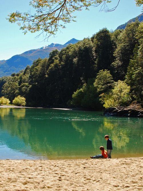 Manso River (Río Manso)   Río Negro   Argentina Nestor Galina