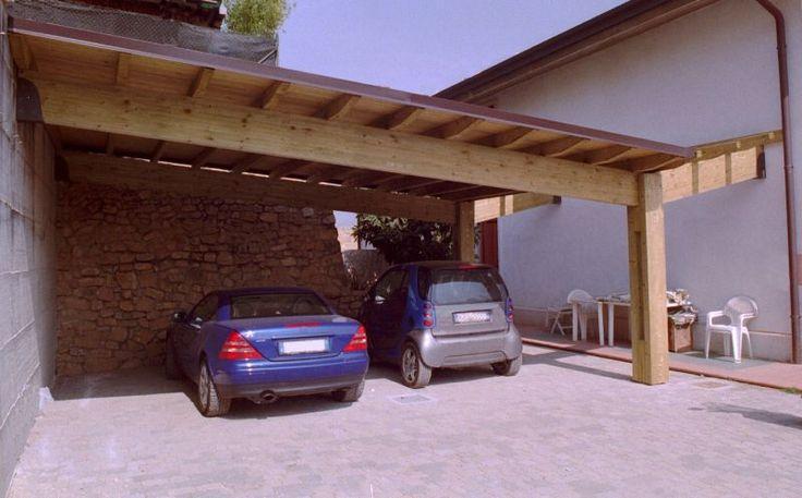 1000 idee su tettoia su pinterest cortile baldacchino for Due idee di garage per auto