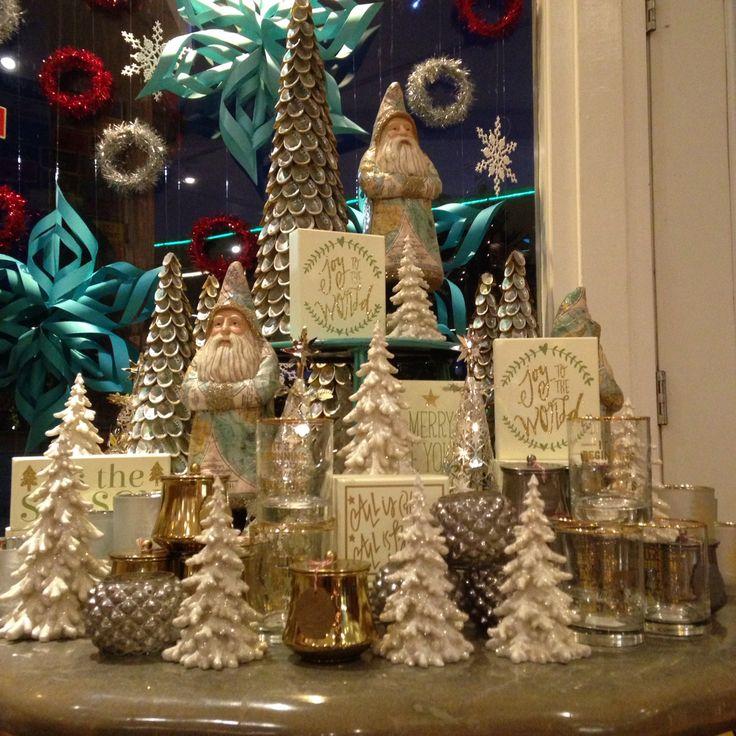 Christmas display Crow's Nest Beach Market, 2210 East Cliff Dr. Santa Cruz, CA 95062