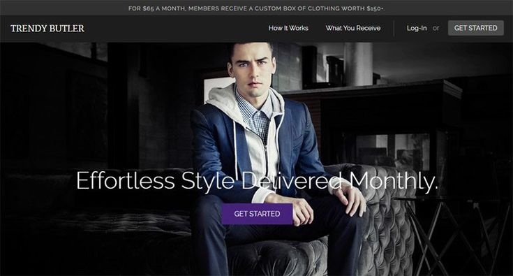 Trendy Butler Review: Men Can Look Better Without Thinking About It: The time-saving subscription service will select and ship men's clothing to your doorstep, promising to deliver $150+ worth of clothes for just $65 per month.