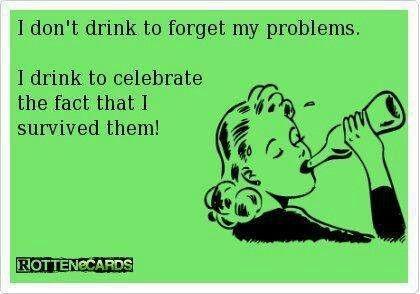 "Drinking to the problems  www.LiquorList.com  ""The Marketplace for Adults with Taste"" @LiquorListcom   #LiquorList"