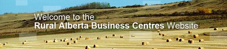 Rural Alberta Business Centres