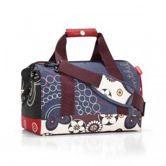 Allrounder M marigold Special Edition -  Trendy over night bag from Reisenthel, now at the NATEX!!!