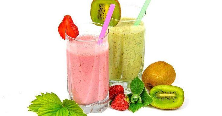 Smoothies increíbles para perder peso, ¡tienes que probar estas recetas!