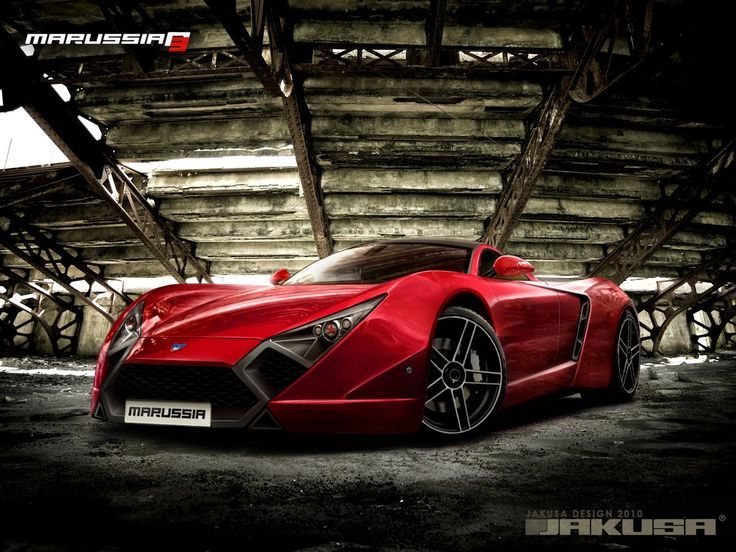 Marussia From Russia
