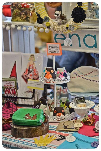 Why not make a little money from your crafting this summer by taking part in a local fair?