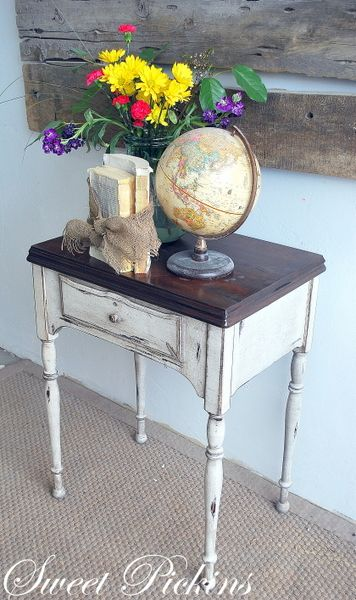 Best 25 old sewing machine table ideas on pinterest old sewing picked up a stand just like this at a garage sale last week for 1000 antique sewing machine sciox Choice Image