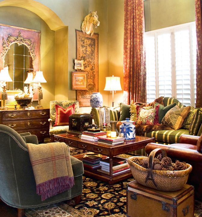 Best 1938 Living Room Images On Pinterest Home Decor Living Spaces French Country And Fireplace Ideas