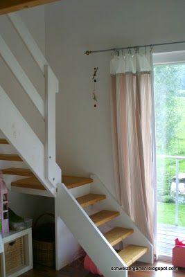 Dachboden - Treppe